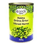 SEDIR GREEN PEAS 400g