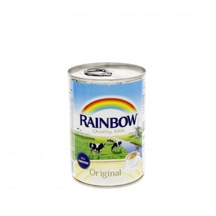Rainbow Condensed Milk Unsweetened 410g