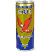GOLDEN EAGEL ENERGY DRINK 250ML
