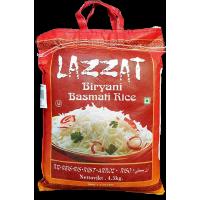 LAZZAT STAR BASMATI RICE 5KG