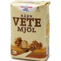 Berte Qvarn Organic Wheat Flour 2KG