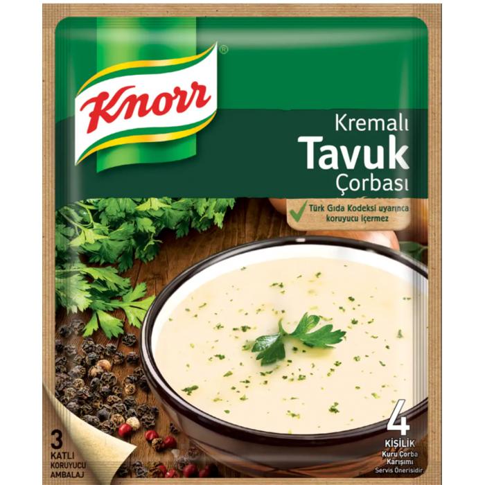 KNORR Cream Chicken Soup 65G