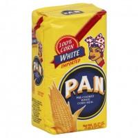 PAN White Corn Meal 1KG