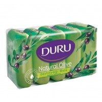 DURU NATURAL OLIVE HAND SOAP 5X70G
