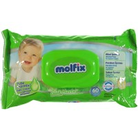 molfix wipes 60 pcs