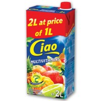 CIAO JUICE MULTIVITAMIN 2L