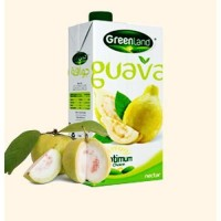 GREEN LAND GUAVA JUICE 1L