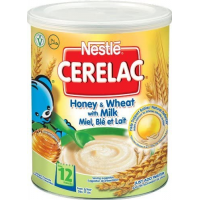 NESTLE CERELAC HONEY & WHEAT WITH MILK 400G 12 months
