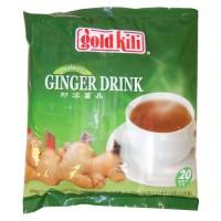 Gold Kili Ginger Tea 20 pack