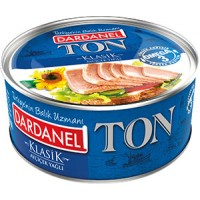 DARDANEL TUNA IN SUNFLOWER OIL 160G