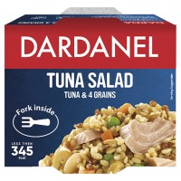DARDANEL TUNA & 4 GRAINS 185G