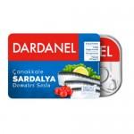 DARDANEL SARDINES CLASSIC 105G